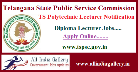 TS Polytechnic Lecturer Notification