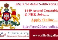 KSP APC Recruitment 2020
