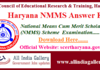 Haryana NMMS Answer Key
