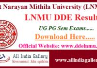 LNMU DDE Result