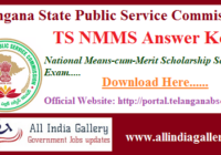 TS NMMS Answer Key