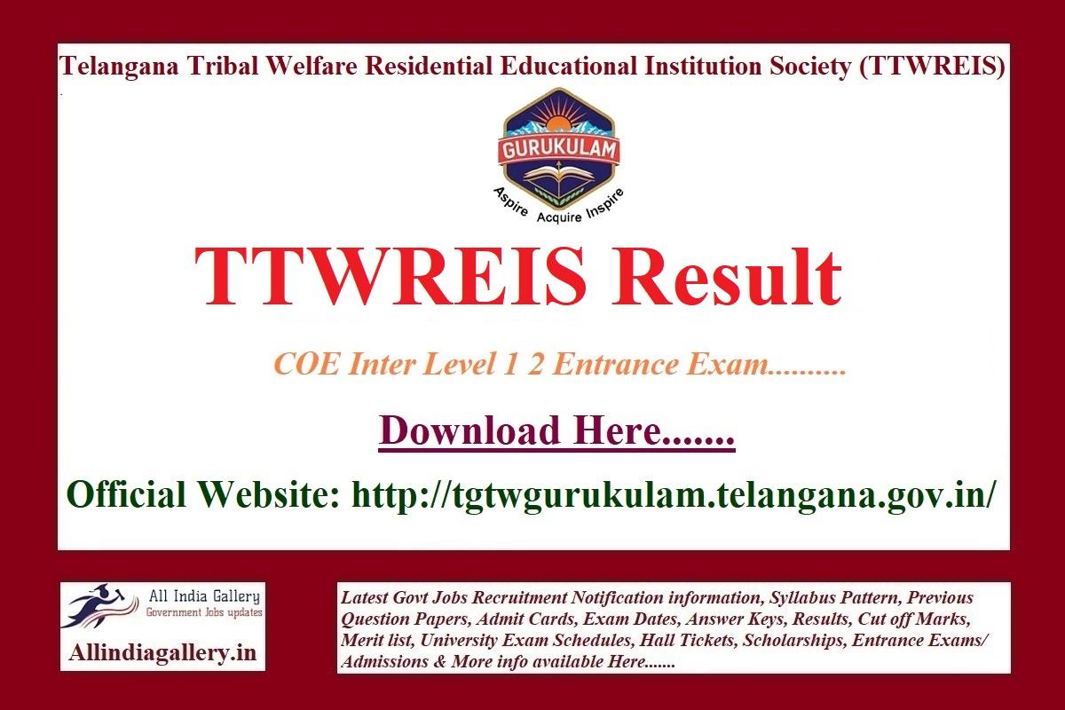 TTWREIS Result